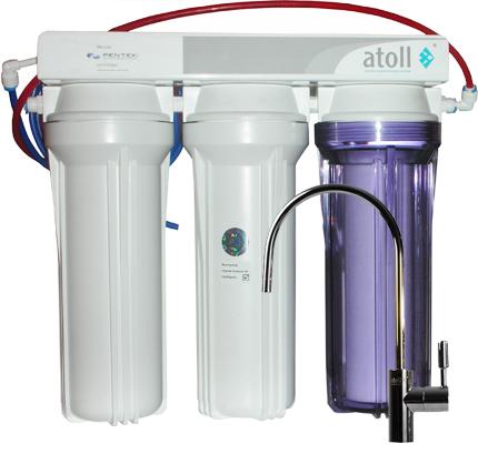 фильтры для воды Atoll